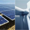 The ultimate fight: Wind Turbines VS Solar Panels