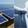 The ultimate fight: Wind Turbines VS Solar Panels