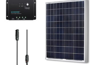 Renogy 100 Watts 12 Volts Polycrystalline Solar Bundle Kit review
