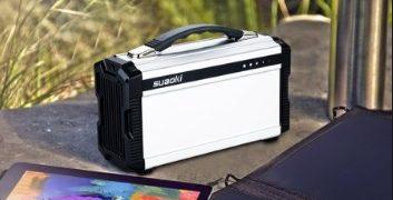 Top 3 portable solar generators under 250$