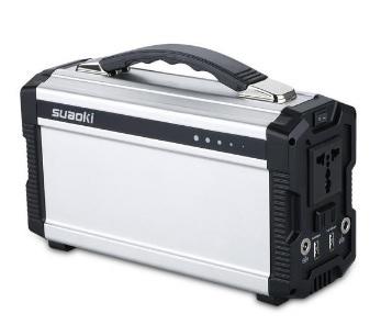 Suaoki 222Wh portable solar generator