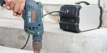 Top 3 solar generators for Power Tools